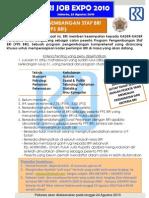 BRI Job Expo Jakarta