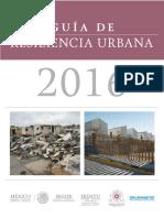 Guia de Resiliencia Urbana 2016