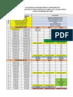 Kalender Akademik 2017 - 2018