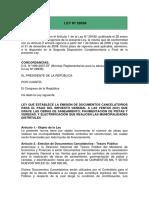 Igv Municipalidades Distritales