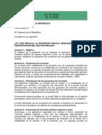 13.- LEY Nº 29230- IMPULSA INVERSIÓN LOCAL.pdf