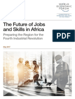 WEF EGW Future of Jobs Africa