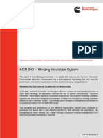 AGN 040 – Winding Insulation System