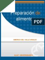 Americo Del Valle Araujo - Preparación de alimentos.pdf