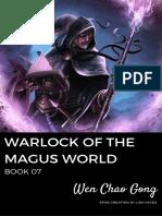 Warlock of the Magus World - Book 07.epub