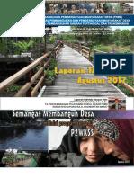 Monthly Individual Report - P3MD - Stephanus Mulyadi - TA PSD Kapaus Hulu - August 2017