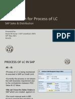SAP Process Lc