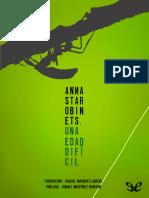 Starobinets, Anna - Una Edad Dificil