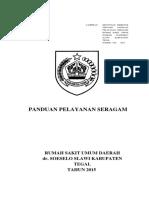 Cover Panduan Seragam