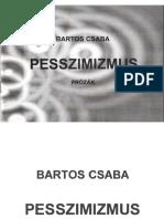 Bartos Csaba - Pesszimizmus 2001 OCR