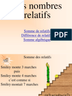 4 Somme Difference Relatifs