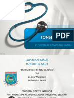 Tonsilitis Siap