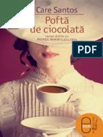 Care Santos-Pofta de Ciocolata