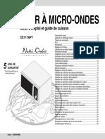 Micro Onde CE117APT