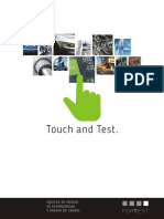 ForTest Brochure Nueva Serie-T