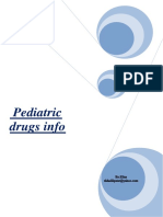 Pediatric drug dosage ---all in one.pdf