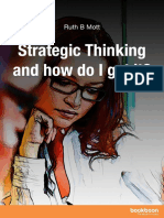 Strategic Thinking and How Do i Get It