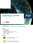 BusinessObjects and PowerBI Comparison