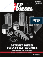 Detroit Diesel (All) FP Parts Manual