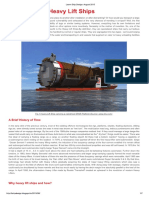 Learn Ship Design_ Know a Ship- Heavy Lift Ships