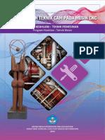 Teknik Mesin_Teknik Pemesinan_Pemanfaatan Teknik CAM Pada Mesin CNC_Kelompok Kompetensi 10