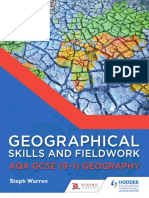AQA GCSE Geography Skills and Fieldwork Sample Material