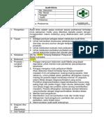 7.4.1.3 Draf Sop Audit Klinis