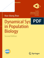 (CMS Books in Mathematics) Xiao-Qiang Zhao (Auth.)-Dynamical Systems in Population Biology-Springer International Publishing (2017) (1)