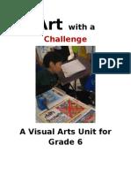 EAES Visual Art Unit Disabilities