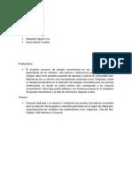 Evaluación de Proyectos Tema