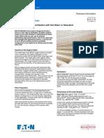 Filter Sheet ENDURA Tech Sheet