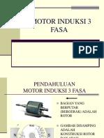Motor Induksi 3 Fasa