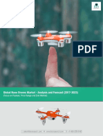 Global Nano Drones Market Analysis and Forecast