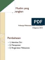 Aktivis Muslim Yang Menyenangkan