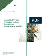 Manuel Du HCB Utilisation OGM