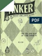 Anker RZ Manual