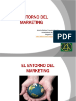 Sesión 3 - El Entorno Del Marketing (1)