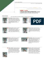 Pedana Vibrante Esercizi e Posizioni