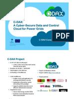 20141125 C DAX General Presentation