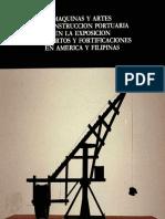 Ignacio González Tascón_Maquinas y Artes de Construcción Portuaria en La Exposición de Puertos y Fortificaciones en América y Filipinas