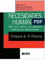 Potyara - Necesidades Humanas (1)