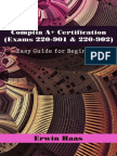 Comptia.a.certification.exams.220 901.220 902.Easy.guide.for.Beginners.B06XTSJSVV