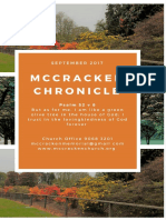 September Chronicle