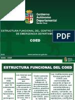 Estructura Del COE Dptal_FUNCIONES