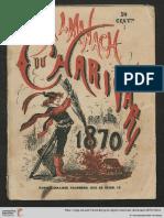 Charivari Almanach1870