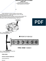 Especificaciones Mitsubishi 6d16