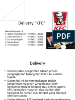 PPT KFC Delivery
