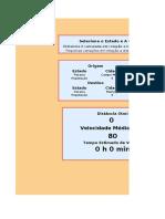 Estimativa de Distancia Entre Cidades e Populaçao(Censo 2010)