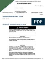 Presion de Aceite Motor -Probar D11T (1)