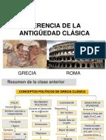 Herencia Clásica II ROMA
